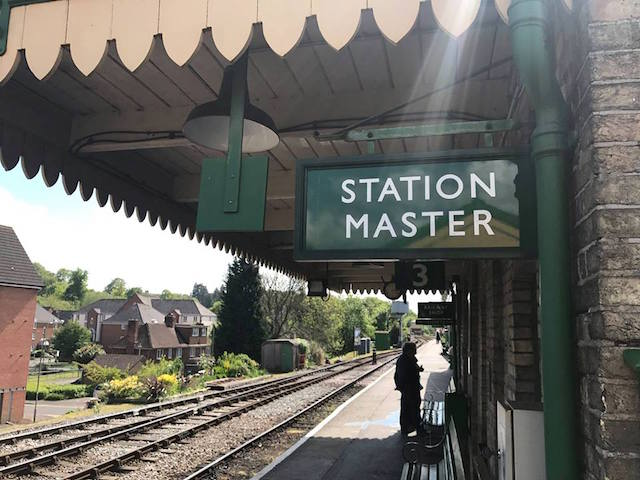 All The Stations - Station Master