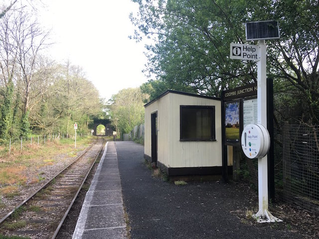 All The Stations: Coombe Junction Halt