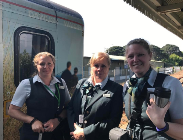 All The Stations: GWR train crew