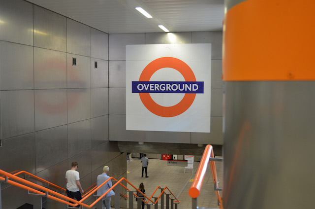 All The Stations london overground 2