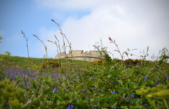 All The Stations: Pendennis Castle